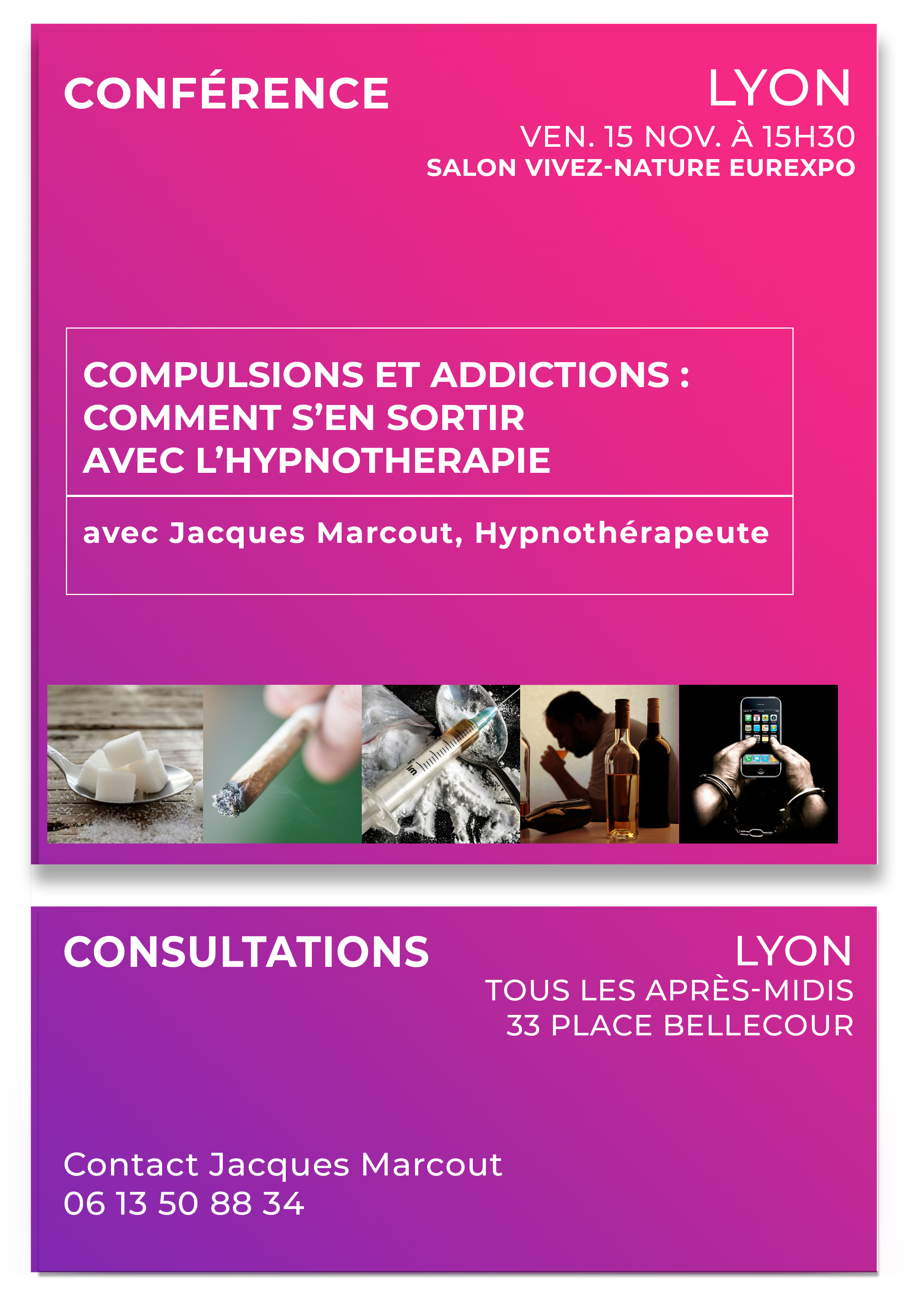 Conference et consultations Lyon2