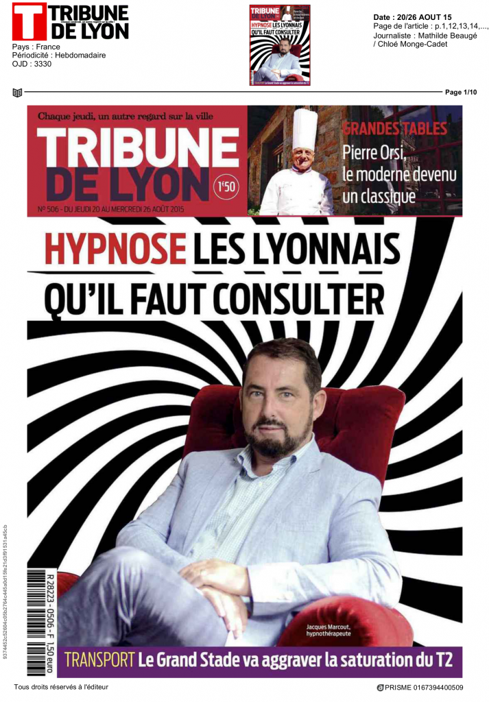 2015-08-20-1610@LA_TRIBUNE_DE_LYON COUVERTURE