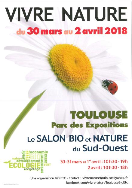 Vivre nature - Toulouse