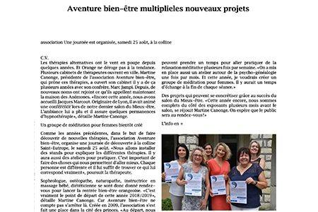 2018.08.24-Vaucluse matin 1 - miniature